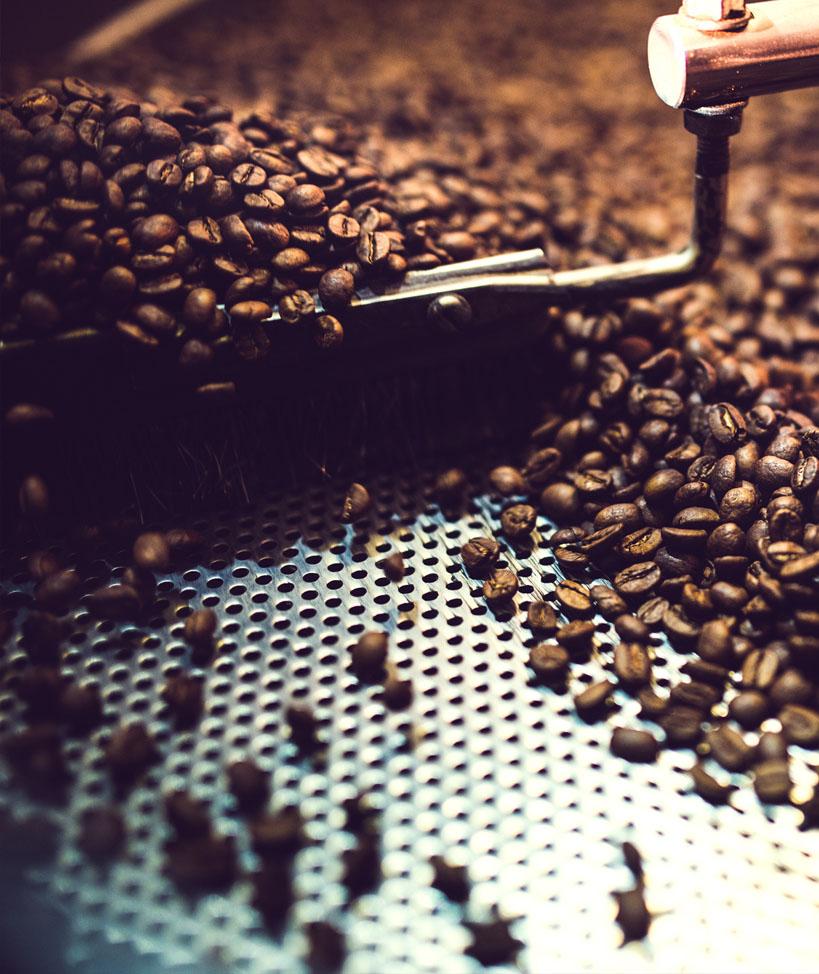 Кофе в зернах: переработка