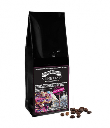 Зерновой кофе Venetian Coffee Roasters (100% арабика)