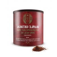 Молотый кофе Афонитико Хармани со специями (темная обжарка)