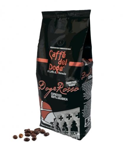 Зерновой кофе Caffe Del Doge Rosso