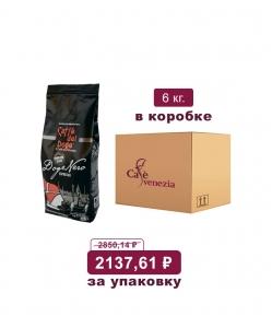 Зерновой кофе Caffe Del Doge Nero (коробка)